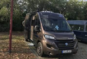 Wohnmobil mieten in Doberlug-Kirchhain von privat | Knaus  El-Friede