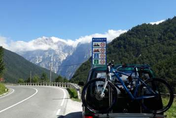 Wohnmobil mieten in Berchtesgaden von privat | VW Gisbert