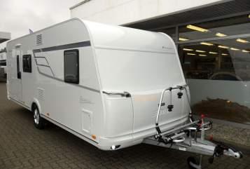 Wohnmobil mieten in Landau in der Pfalz von privat   Hymer Scherrer