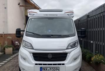 Wohnmobil mieten in Echzell von privat   Weinsberg (Fiat) Sofie