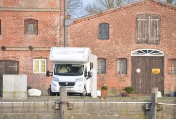 Wohnmobil mieten in Kronshagen von privat | Fiat Wohnmolino