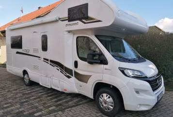 Wohnmobil mieten in Bad Driburg von privat | XGO Herr Bert