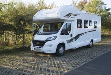 Wohnmobil mieten in Ascheberg von privat | Fiat ferienwelt