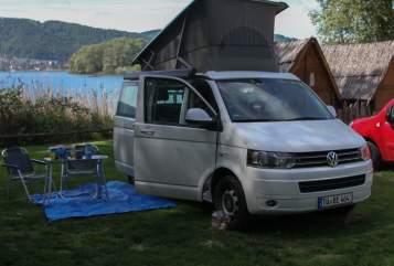 Wohnmobil mieten in Tübingen von privat | Volkswagen  Wolfgangs Bus