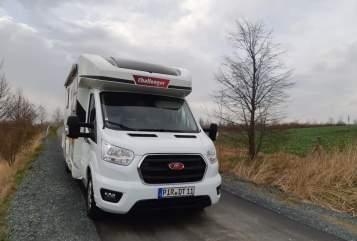 Wohnmobil mieten in Dohna von privat | Ford / Challenger 348 XLB