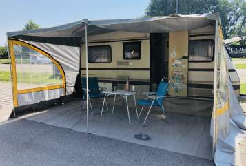 Wohnmobil mieten in Manching von privat | Dethleffs Toni