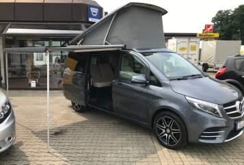 Wohnmobil mieten in Meppen von privat | Mercedes  Maro Polo