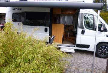 Wohnmobil mieten in München von privat | Pössl SCHUHRI
