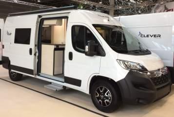 Wohnmobil mieten in Berlin von privat   Citroen Jumper 2,2l Move It