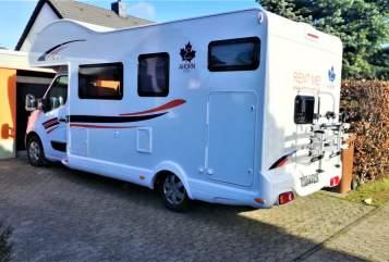 Wohnmobil mieten in Meckenheim von privat | Ahorn Ahorn  Camp 683