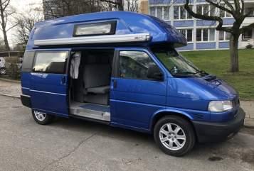 Wohnmobil mieten in Hamburg von privat | VW MobyDick