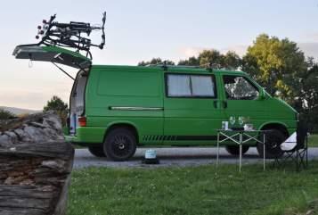 Wohnmobil mieten in München von privat | Volkswagen KALE