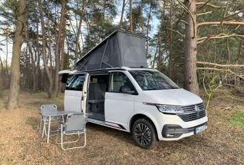 Wohnmobil mieten in Werder von privat | VW HotelCalifornia
