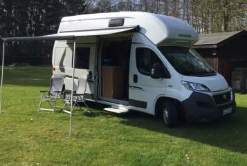 Wohnmobil mieten in Bielefeld von privat | Fiat Knaus Tabbert Carabus 601 MQH
