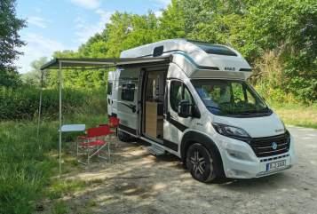 Wohnmobil mieten in Lappersdorf von privat | Knaus Hollister XL