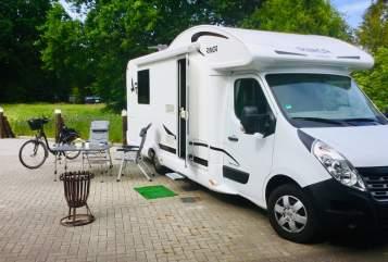 Wohnmobil mieten in Edewecht von privat   Rimor Wonneproppen