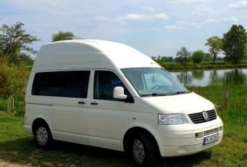 Wohnmobil mieten in Groß Offenseth-Aspern von privat | VW  Moby Dick