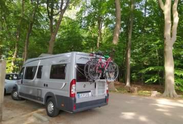 Wohnmobil mieten in Lüdinghausen von privat | Pössl Roadcruiser