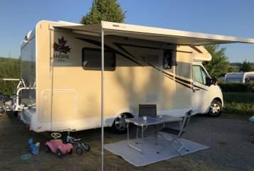Wohnmobil mieten in Wasserburg am Inn von privat   Ahorn  Cat Car II