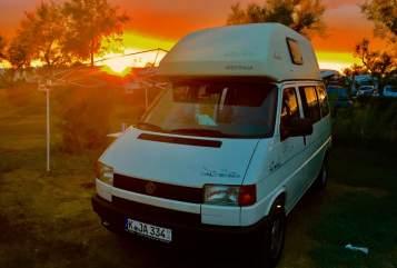 Wohnmobil mieten in Köln von privat | Volkswagen Ernie