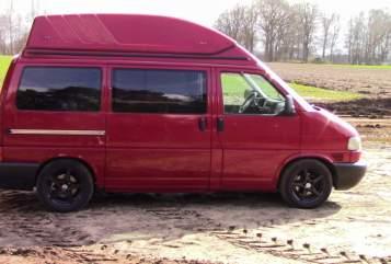 Wohnmobil mieten in Sassenberg von privat | VW T4 2,5 TDI Grisu