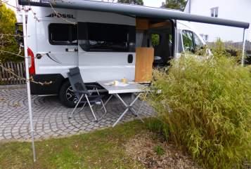 Wohnmobil mieten in Weßling von privat | Pössl D-Line Micki