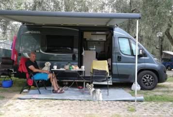 Wohnmobil mieten in Geisingen von privat | Pössl Pössl