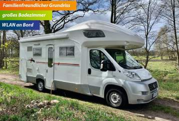 Wohnmobil mieten in Nuthetal von privat   Roller Team (Fiat) Miss Sunshine
