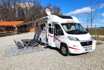 Wohnmobil mieten in Vaterstetten von privat | Sunlight BavarianCamper2