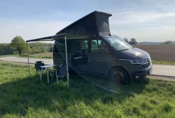 Wohnmobil mieten in Wetter von privat | VW CaliGrey 6.1
