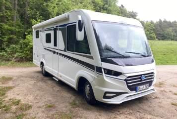 Wohnmobil mieten in Saldenburg von privat | Knaus Live I 650 MEG