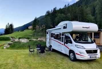 Wohnmobil mieten in Dippoldiswalde von privat | Sunlight  Sunlight A72