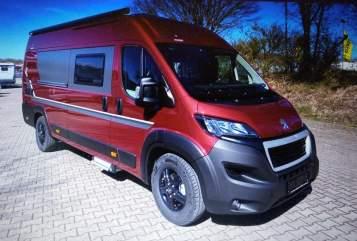 Wohnmobil mieten in Ascheberg von privat | Bravia Floki