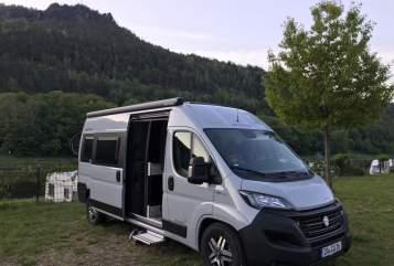 Wohnmobil mieten in Erzhausen von privat | Westfalia Pinot Grigio