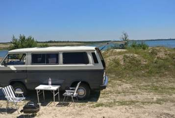 Wohnmobil mieten in Bayreuth von privat | Volkswagen Blauer Emil