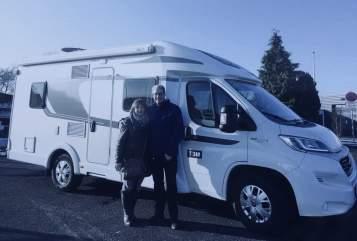 Wohnmobil mieten in Cochem von privat | Carado Carpe Diem
