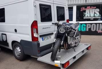 Wohnmobil mieten in Göppingen von privat | Clever Fiat  Automat.Cruiser