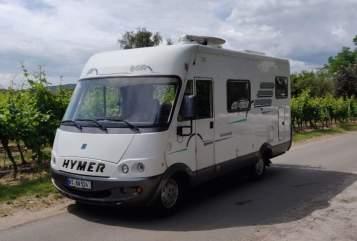 Wohnmobil mieten in Filderstadt von privat | Hymer Liberty