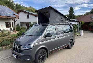 Wohnmobil mieten in Neckartenzlingen von privat | VW Greyhound