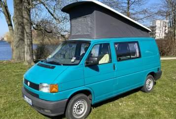 Wohnmobil mieten in Schwerin von privat | VW Elke