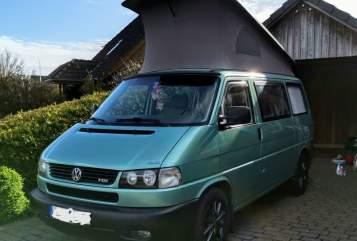 Wohnmobil mieten in Ecklak von privat | VW T4 Else