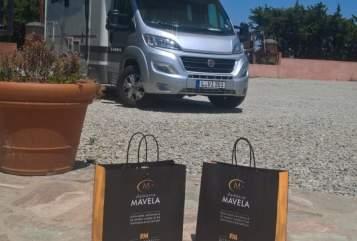 Wohnmobil mieten in Bad Lausick von privat   Adria Fridolino