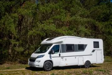 Wohnmobil mieten in Asendorf von privat | Adria HeideMobil 2