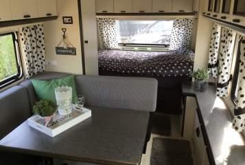 Wohnmobil mieten in Gerlingen von privat | Hobby HENRIETTE🖤