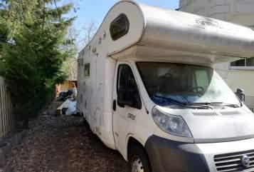 Wohnmobil mieten in Mittenwalde von privat | Fiat Abenteurer