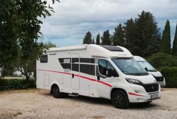 Wohnmobil mieten in Kreuzwertheim von privat | Sunlight Spessartcamper