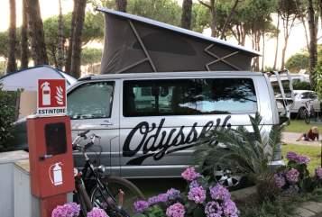 Wohnmobil mieten in Deggendorf von privat | VW Odyssey