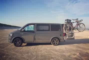 Wohnmobil mieten in Jesteburg von privat | VW Cap San Diego