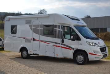 Wohnmobil mieten in Böblingen von privat | Sunlight  Sunlight T68