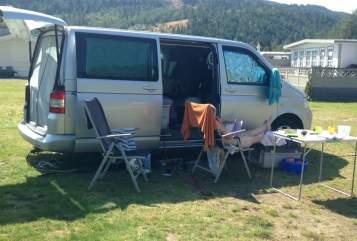 Wohnmobil mieten in Brilon von privat | VW T5 Ferdinand